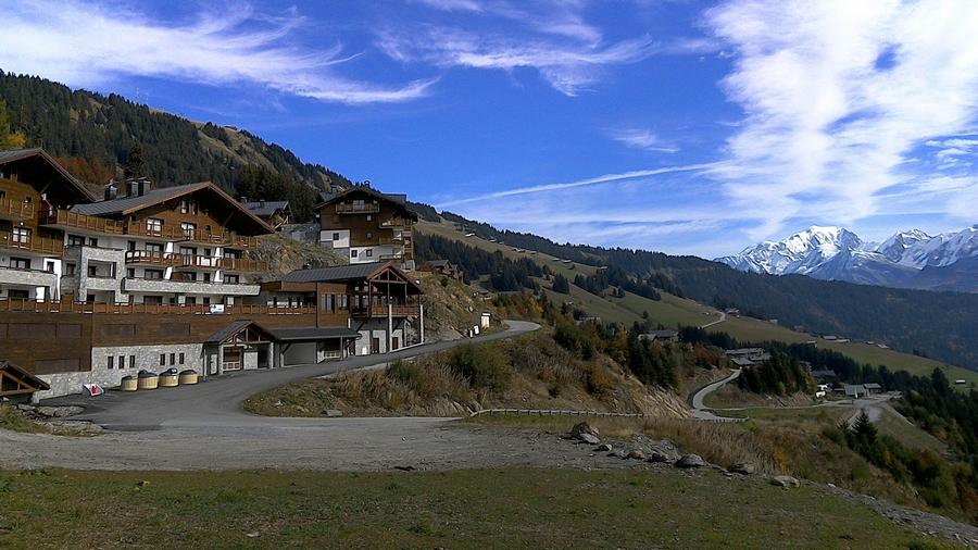 Résidence la perle des Alpes